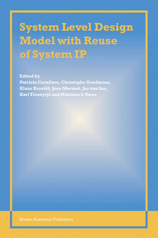 System Level Design Model with Reuse of System ...