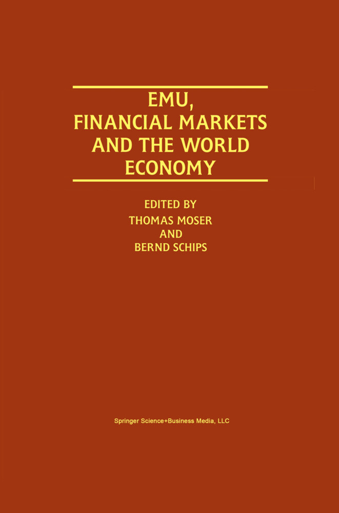 EMU, Financial Markets and the World Economy als Buch (kartoniert)