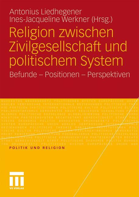 Religion zwischen Zivilgesellschaft und politis...