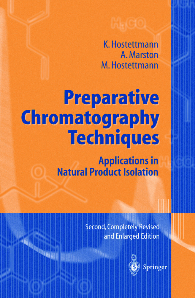 Preparative Chromatography Techniques als Buch
