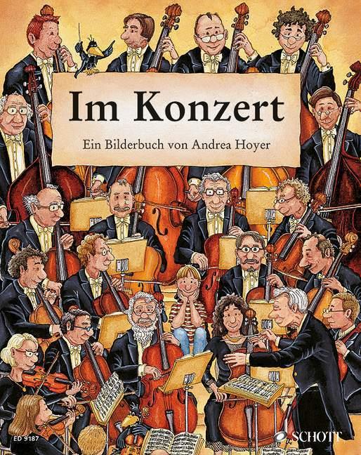 Im Konzert als Buch