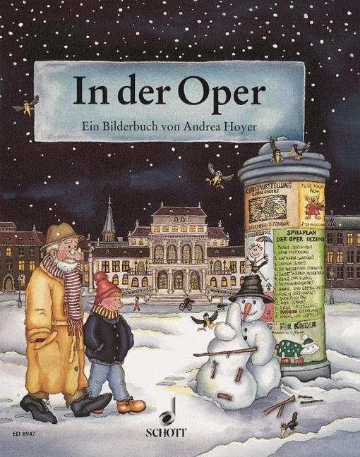 In der Oper als Buch