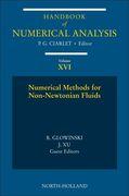 Numerical Methods for Non-Newtonian Fluids