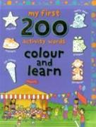 My First 200 Activity Words