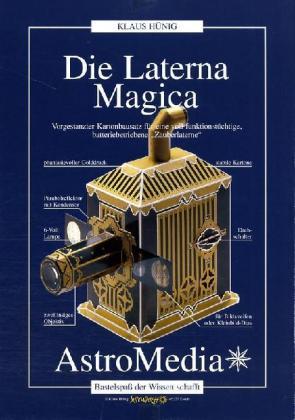 Die Laterna Magica als Spielwaren