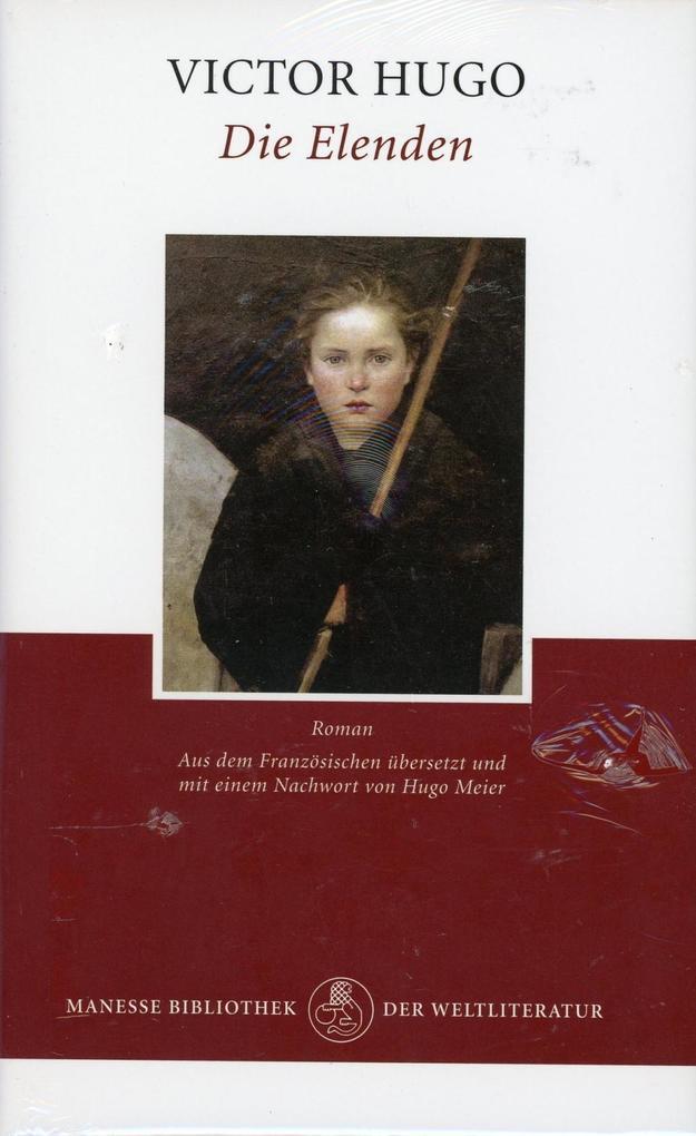Die Elenden als Buch