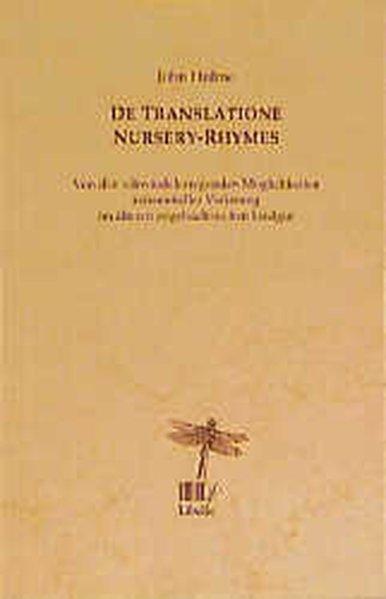 De Translatione Nursery-Rhymes als Buch