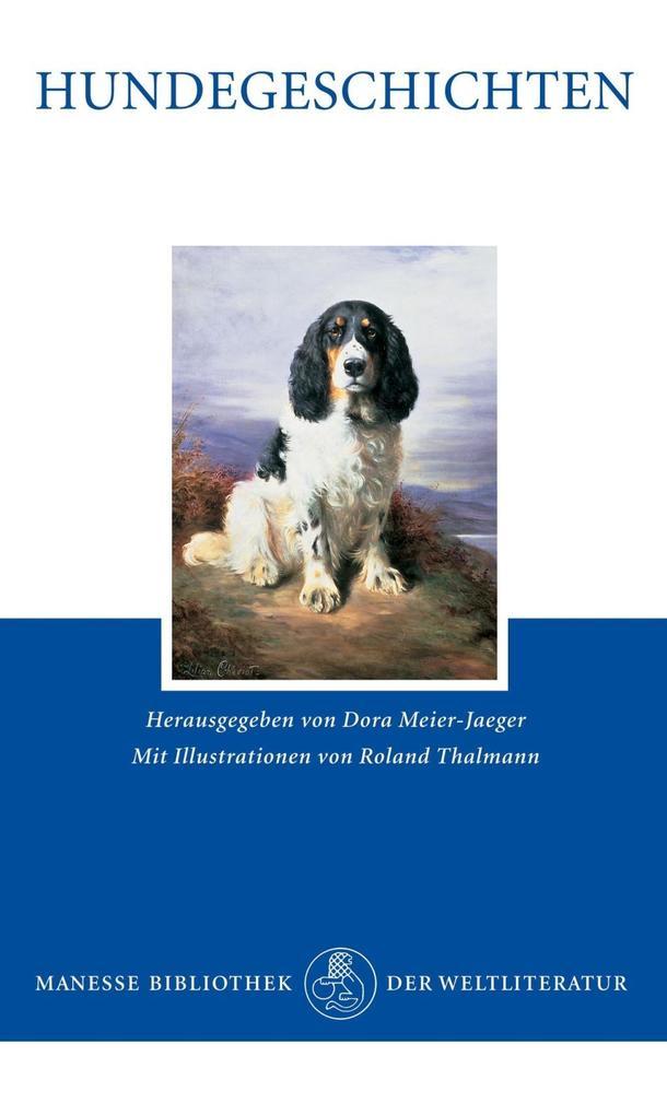 Hundegeschichten als Buch