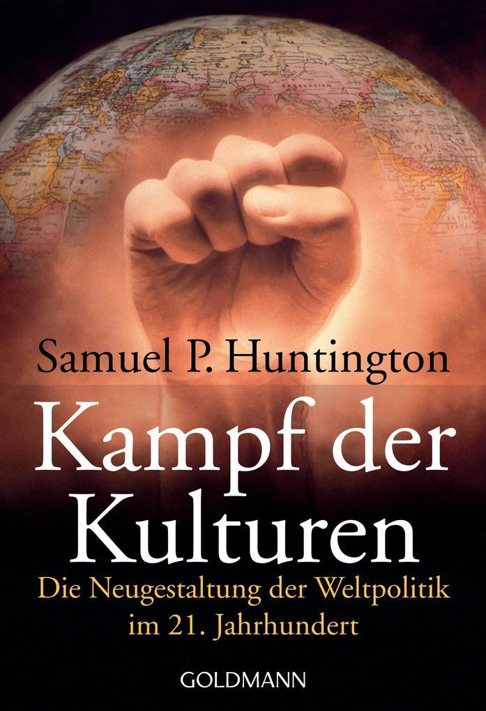 Kampf der Kulturen als Taschenbuch