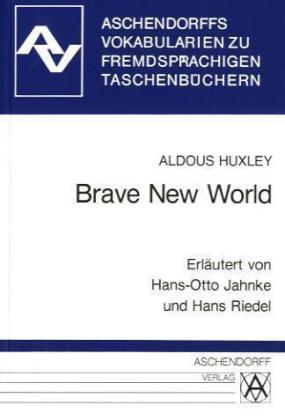 Brave New World. Vokabularien als Buch