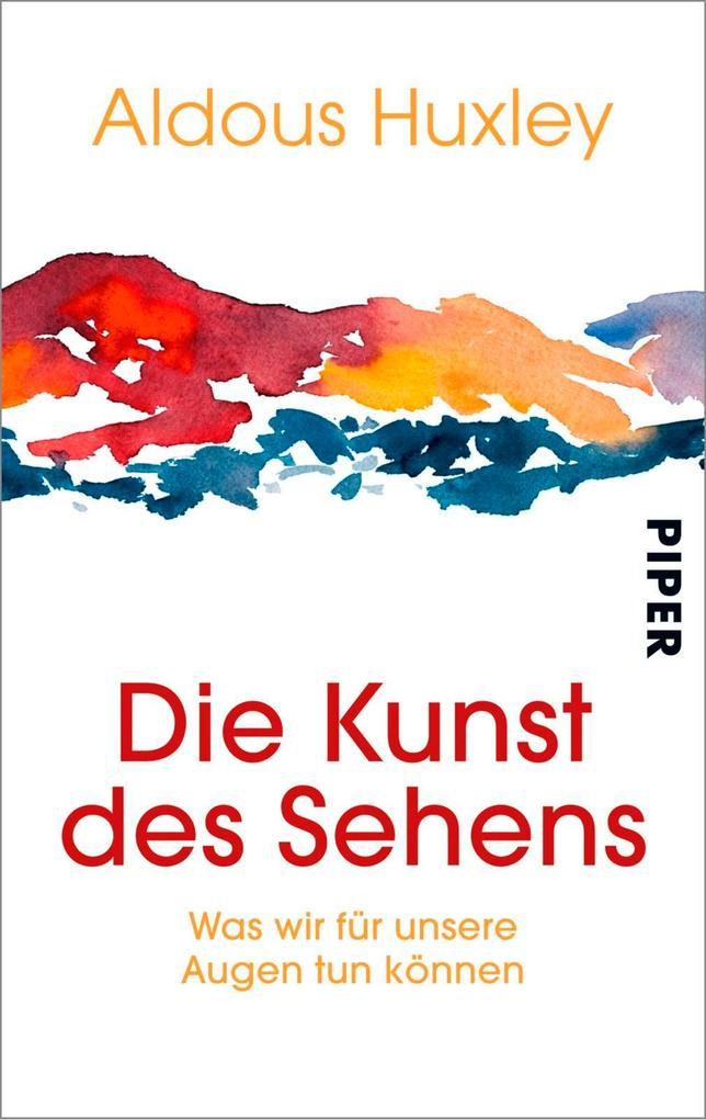 Die Kunst des Sehens als Taschenbuch