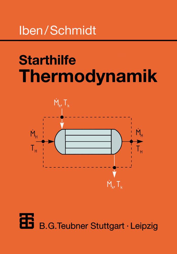 Starthilfe Thermodynamik als Buch