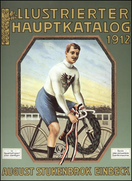 Illustrierter Hauptkatalog I 1912. August Stukenbrok, Einbeck als Buch