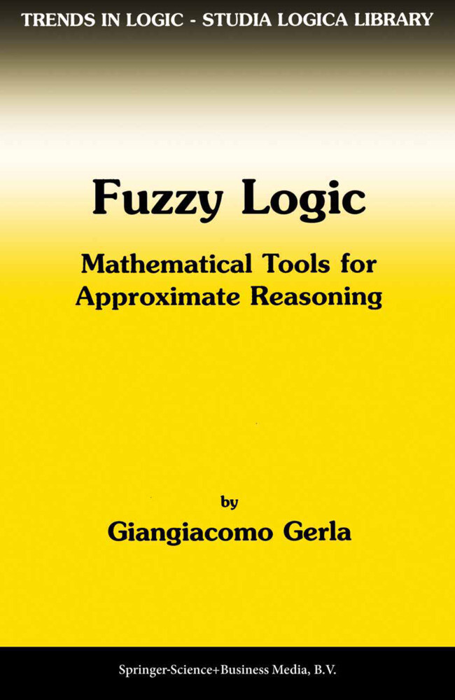 Fuzzy Logic als Buch von G. Gerla - G. Gerla