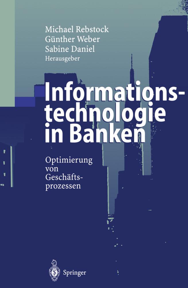 Informationstechnologie in Banken als Buch