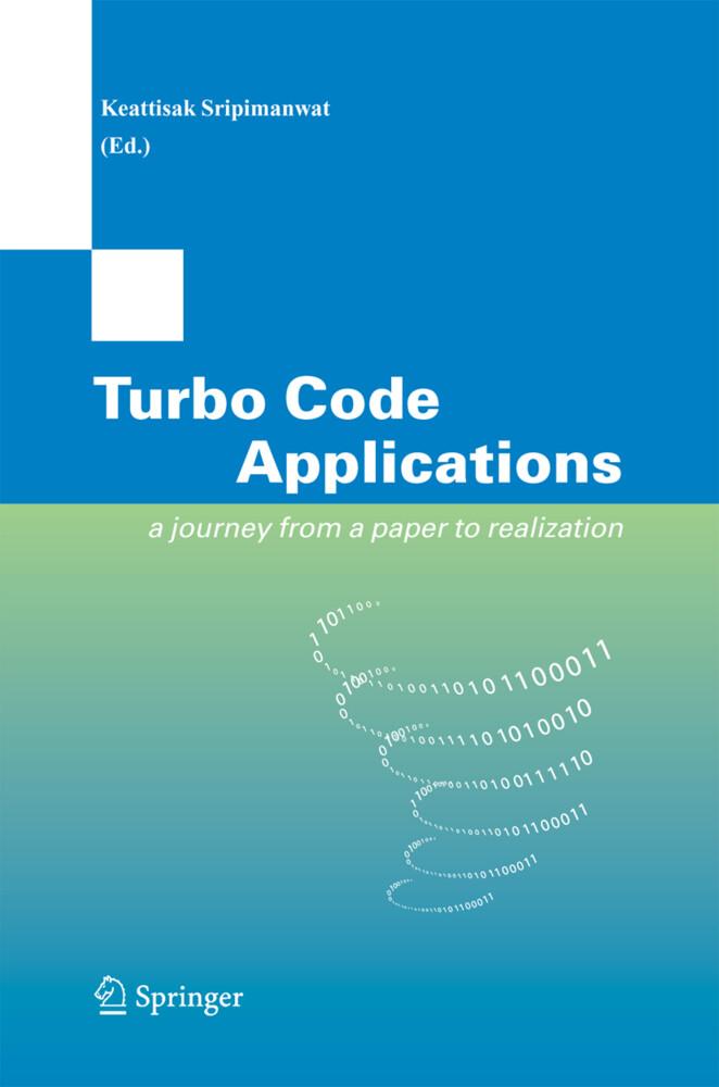 Turbo Code Applications als Buch von