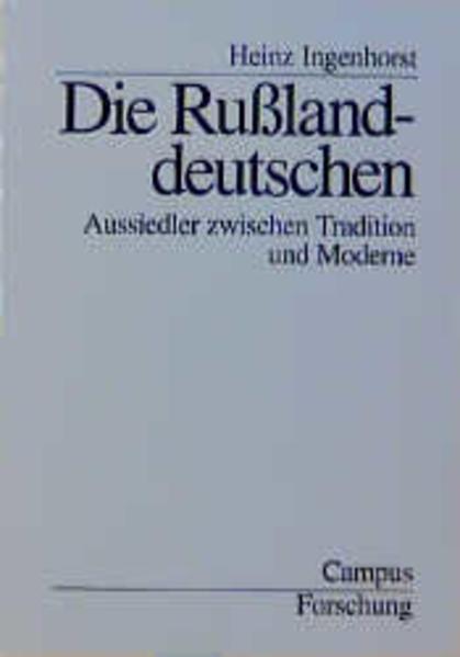 Die Rußlanddeutschen als Buch