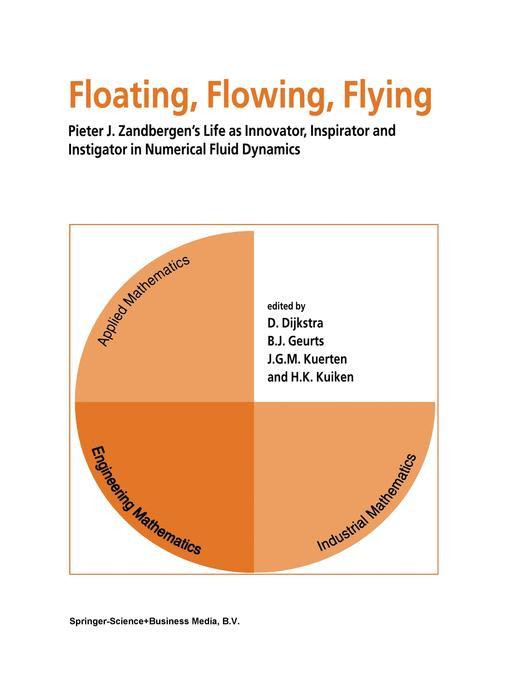 Floating, Flowing, Flying als Buch von