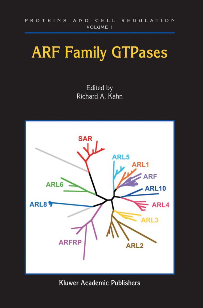 ARF Family GTPases als Buch von