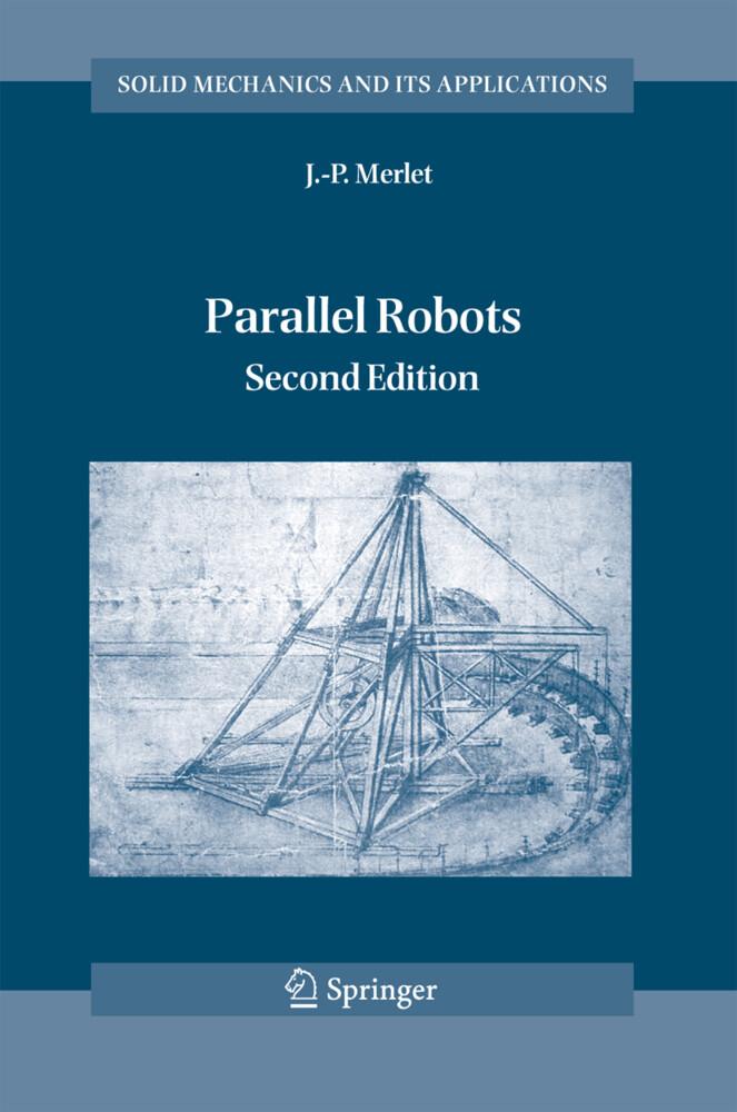Parallel Robots als Buch von J. P. Merlet