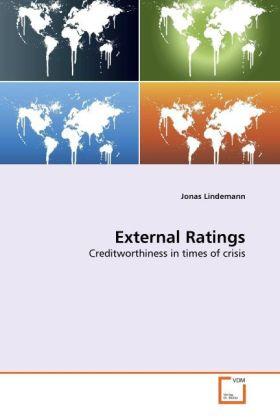 External Ratings als Buch von Jonas Lindemann