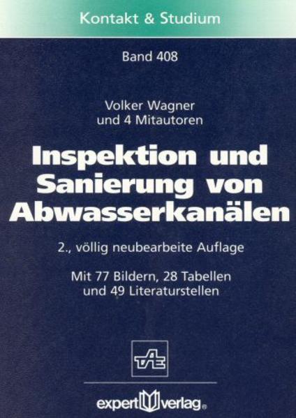 Inspektion und Sanierung von Abwasserkanälen als Buch
