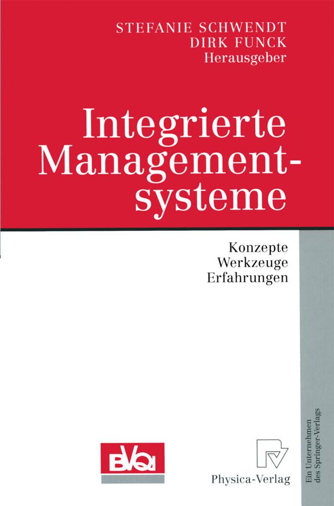 Integrierte Managementsysteme als Buch