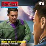 Perry Rhodan 2567: Duell an der Schneise