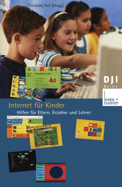 Internet für Kinder als Buch