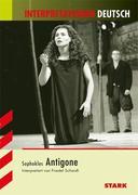 Antigone. Interpretationshilfe Deutsch