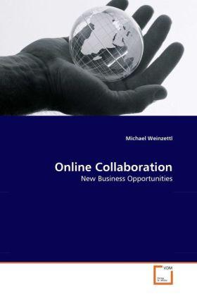 Online Collaboration als Buch von Michael Weinz...