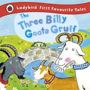 Ladybird First Favourite Tales the Three Billy Goats Gruff