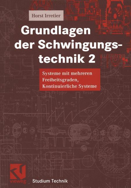 Grundlagen der Schwingungstechnik 2 als Buch