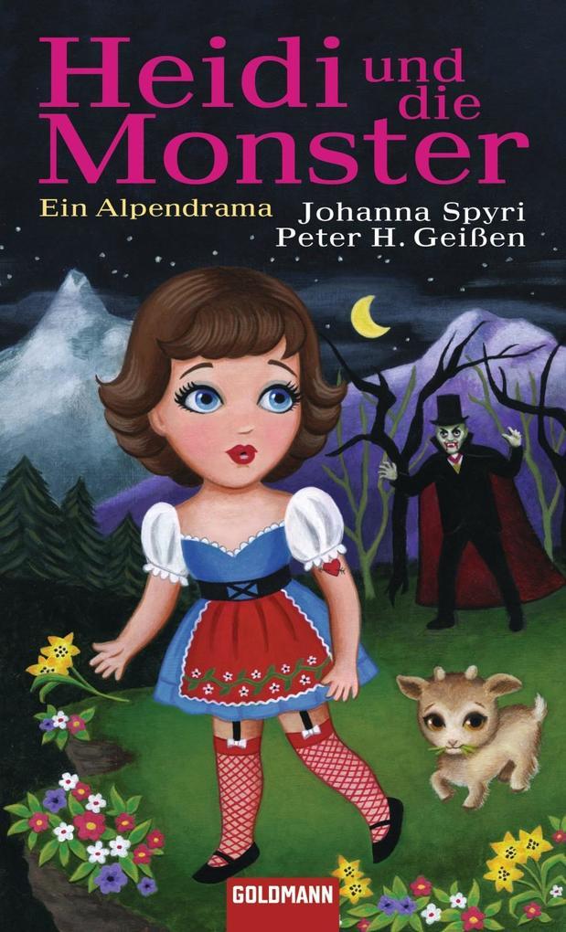 Heidi und die Monster als eBook Download von Jo...
