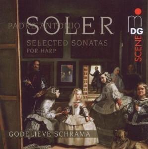 Sonaten für Harfe