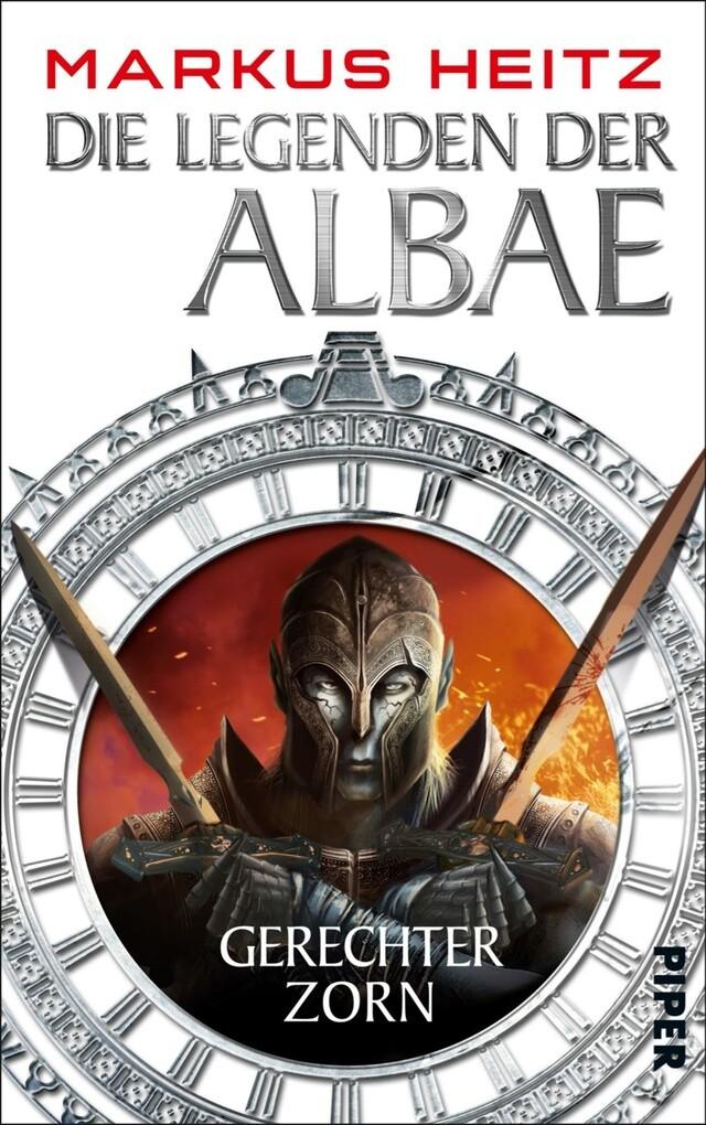 Die Legenden der Albae 01. Gerechter Zorn als eBook