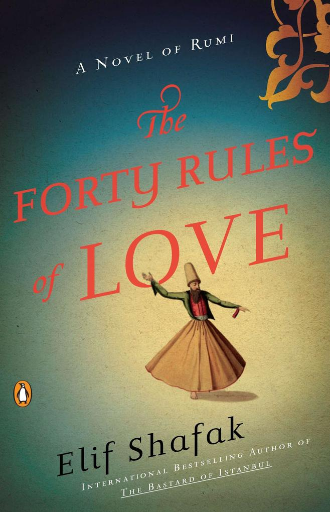 The Forty Rules of Love als Taschenbuch