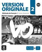 Version originale A2. Arbeitsbuch mit Audio-CD