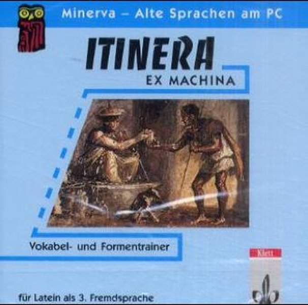 Itinera ex machina. CD-ROM für Windows 95 als Software