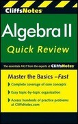 Algebra II Cliff Notes
