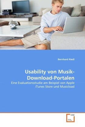 Usability von Musik-Download-Portalen als Buch ...