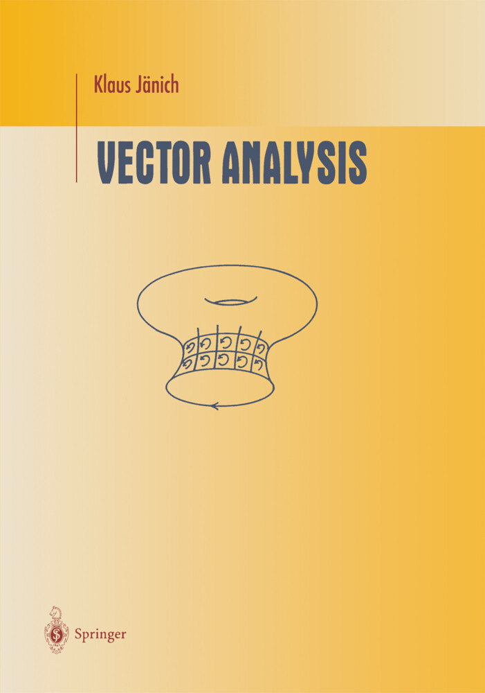 Vector Analysis als Buch