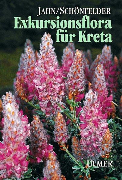 Exkursionsflora für Kreta als Buch