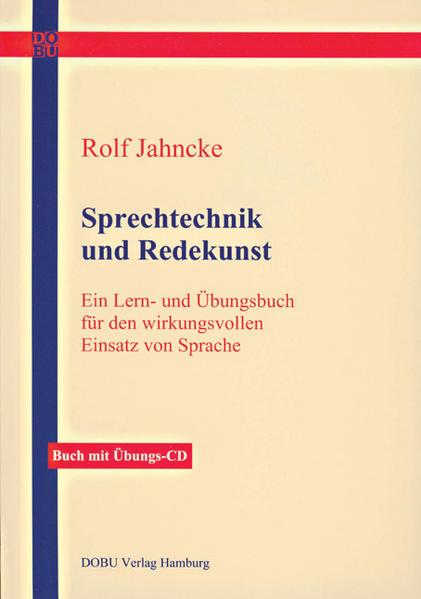 Sprechtechnik und Redekunst als Buch