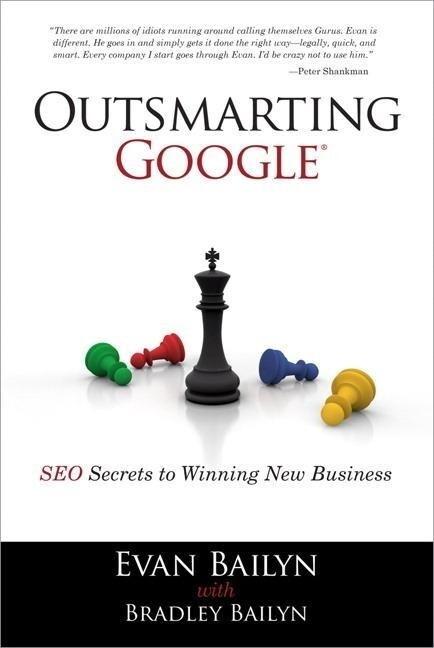 Outsmarting Google als Buch von Bradley Bailyn