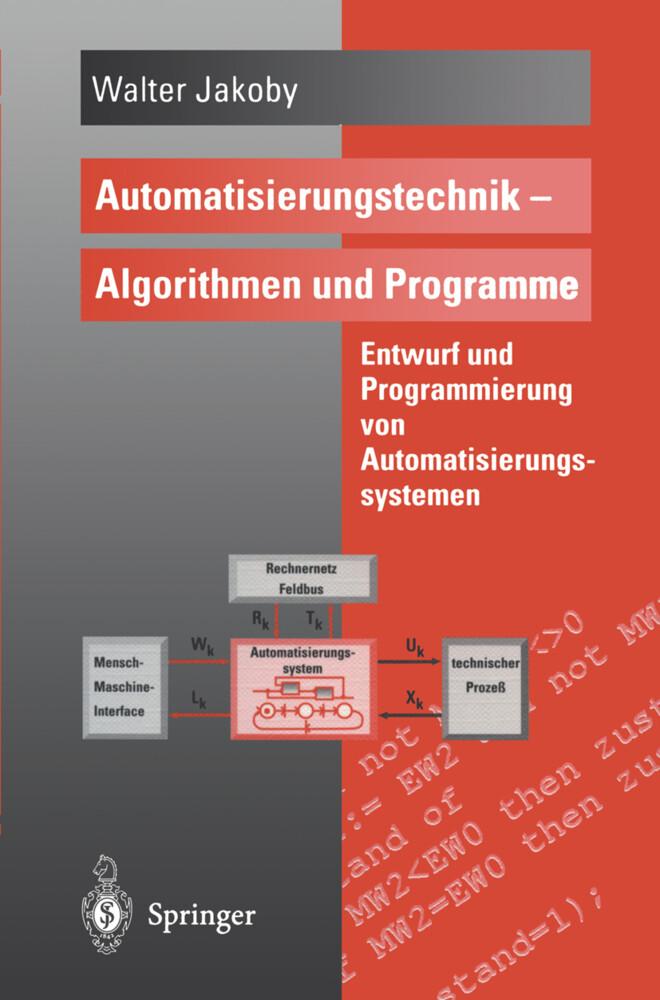 Automatisierungstechnik. Algorithmen und Programme als Buch
