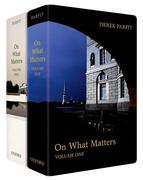 On What Matters: Volume Two
