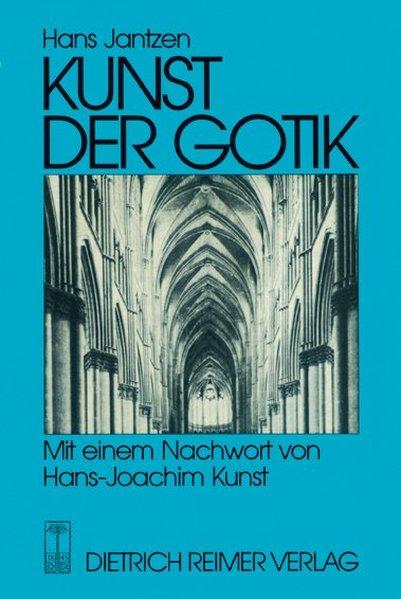 Kunst der Gotik als Buch
