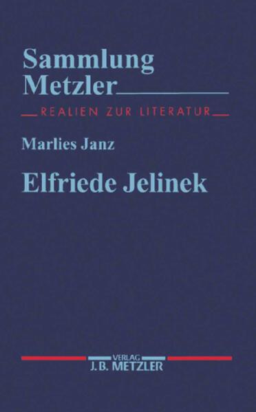 Elfriede Jelinek als Taschenbuch