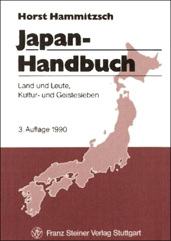 Japan - Handbuch als Buch